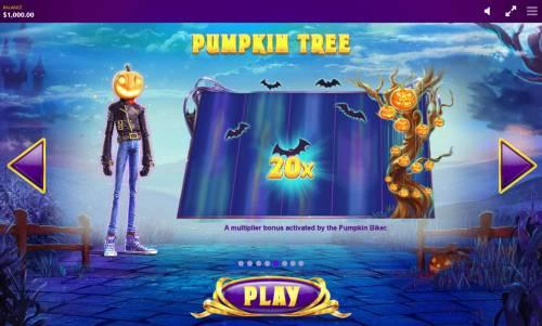 Lucky Halloween review on Big Bonus Slots