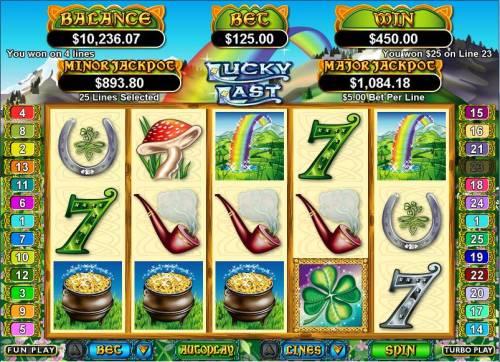 Lucky Last review on Big Bonus Slots