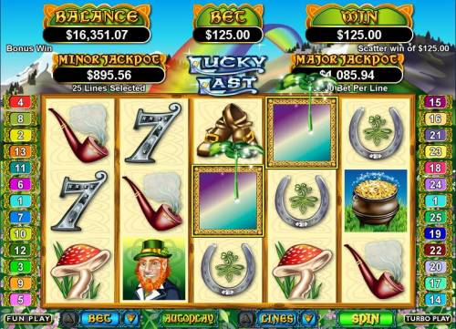 Lucky Last review on Big Bonus Slots