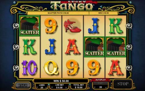 Lucky Tango review on Big Bonus Slots