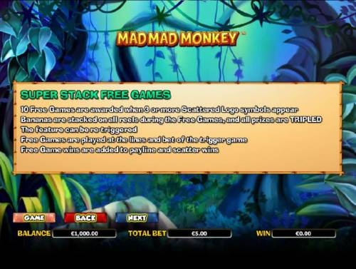 Mad Mad Monkey review on Big Bonus Slots