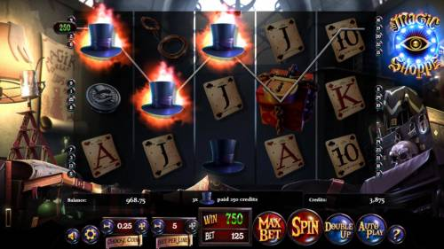 Magic Shoppe review on Big Bonus Slots
