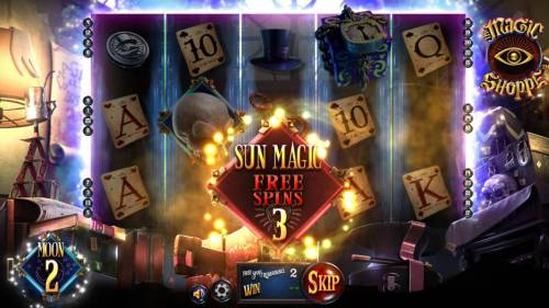 Magic Shoppe review on Big Bonus Slots