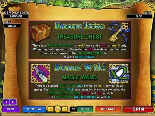 Magic Charms review on Big Bonus Slots