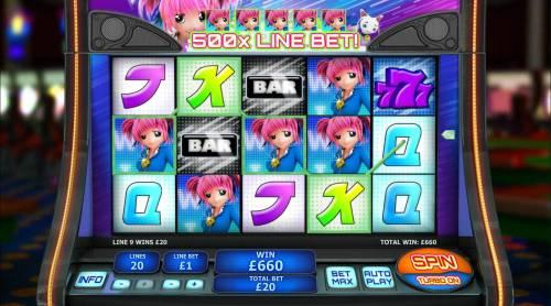 Magical Stacks review on Big Bonus Slots