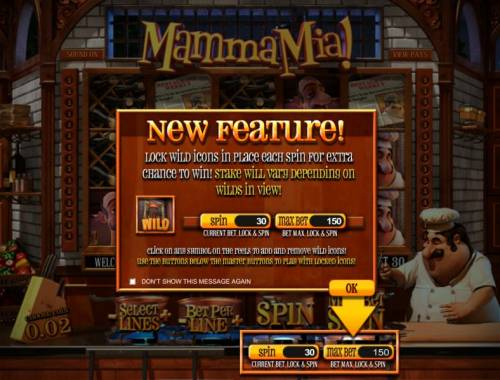 Mamma Mia review on Big Bonus Slots