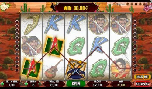 Man in Mask Big Bonus Slots Wild X2 Multiplier