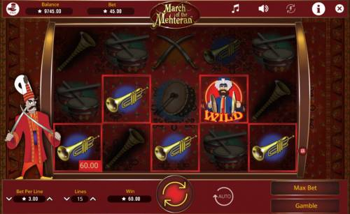March of the Mehteran review on Big Bonus Slots