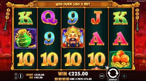 Master Chens Fortune review on Big Bonus Slots