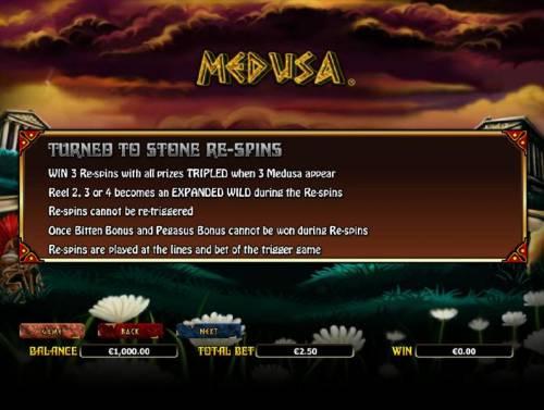 Medusa review on Big Bonus Slots