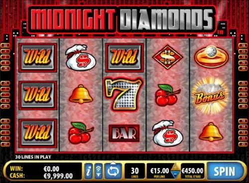 Midnight Diamonds review on Big Bonus Slots