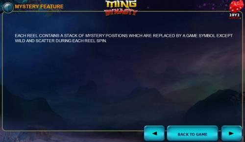 Ming Dynasty review on Big Bonus Slots