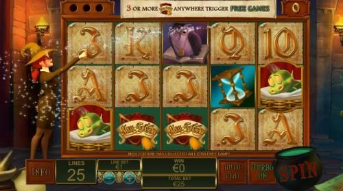 Miss Fortune review on Big Bonus Slots