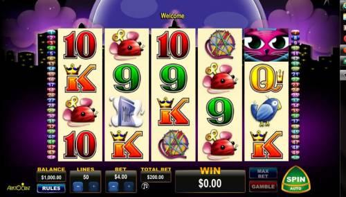 Miss Kitty review on Big Bonus Slots