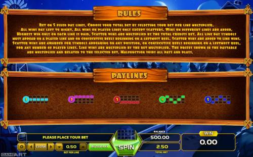 Money Farm Big Bonus Slots General Game Rules