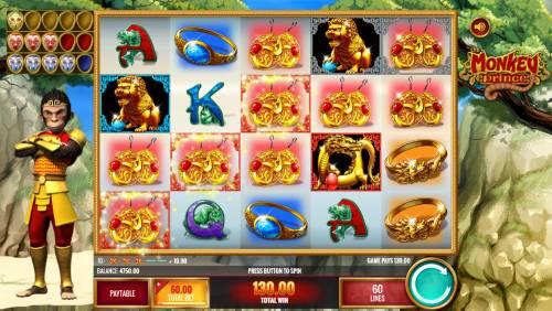 Monkey Prince review on Big Bonus Slots