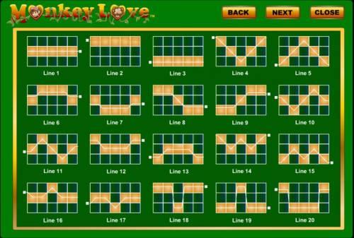 Monkey Love review on Big Bonus Slots