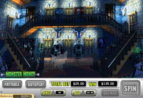 Monster Money review on Big Bonus Slots