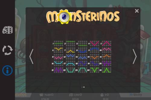 Monsterinos review on Big Bonus Slots