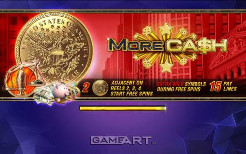 More Cash Big Bonus Slots Introduction