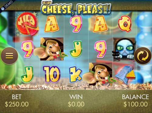 More Cheese, Please! review on Big Bonus Slots