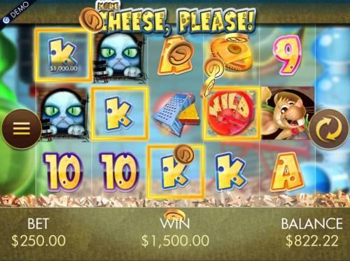 More Cheese, Please! review on Big Bonus Slots