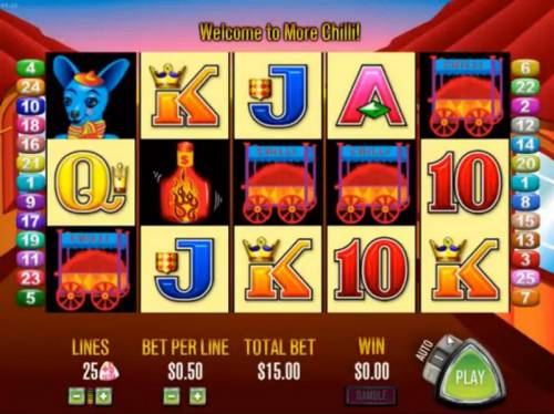 More Chilli review on Big Bonus Slots