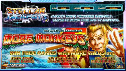 More Monkeys review on Big Bonus Slots