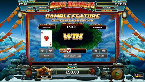 More Monkeys review on Big Bonus Slots