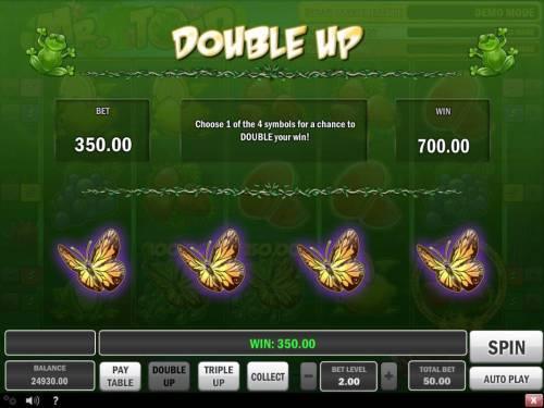 Mr. Toad review on Big Bonus Slots