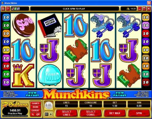 Munchkins review on Big Bonus Slots