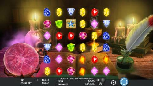 Mysterious Gems review on Big Bonus Slots