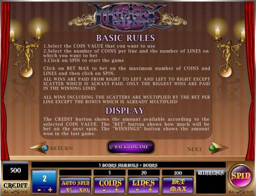Mystery Manor review on Big Bonus Slots