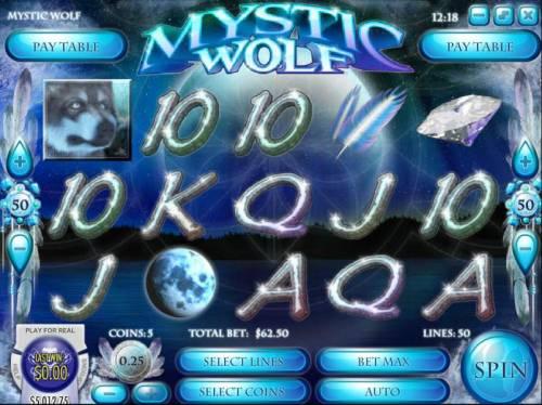 Mystic Wolf review on Big Bonus Slots