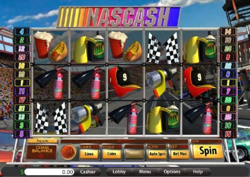 Nascash review on Big Bonus Slots