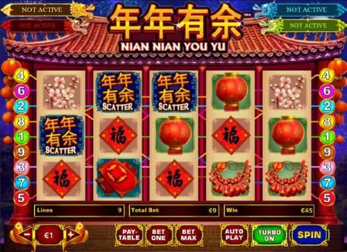 Nian Nian You Yu review on Big Bonus Slots