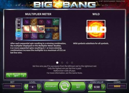 Big Bang review on Big Bonus Slots