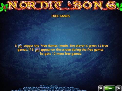 Nordic Song review on Big Bonus Slots