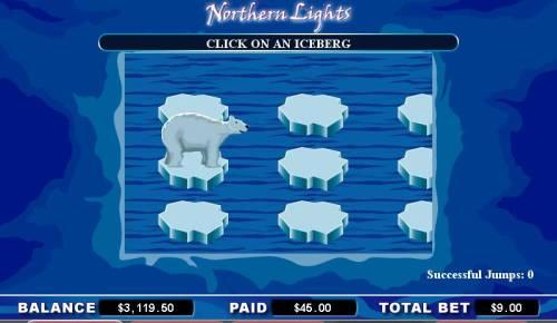 Northern Lights review on Big Bonus Slots