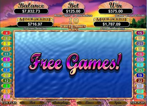 Ocean Dreams Big Bonus Slots