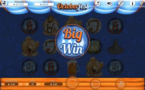 Octoberfest Big Bonus Slots Big Win