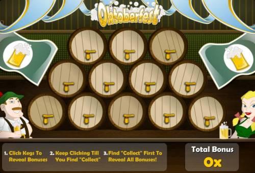 Oktoberfest review on Big Bonus Slots