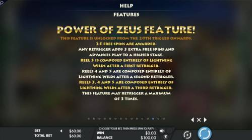 Olympus review on Big Bonus Slots