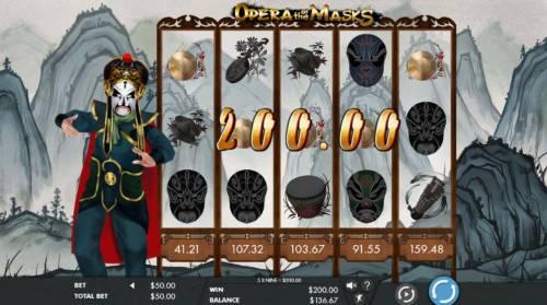 Opera of the Masks review on Big Bonus Slots