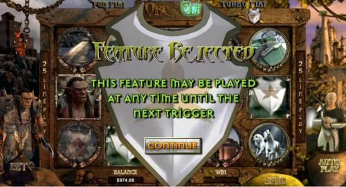 Orc vs Elf review on Big Bonus Slots