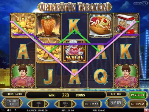 Ortakoyun Yaramazi review on Big Bonus Slots