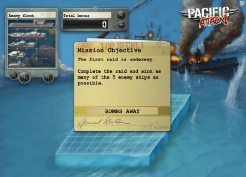 Pacific Attack review on Big Bonus Slots