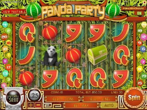 Panda Party review on Big Bonus Slots