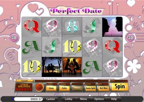Perfect Date review on Big Bonus Slots