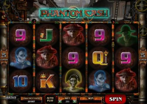 Phantom Cash review on Big Bonus Slots